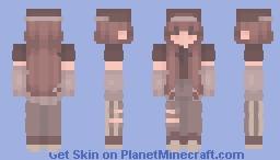 good news // remake Minecraft Skin