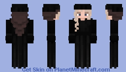 [LOTC] In Mourning Minecraft Skin