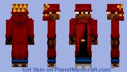 Red - Everhood Minecraft Skin