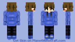 My Skin If I Was Good At Making Them... Minecraft Skin