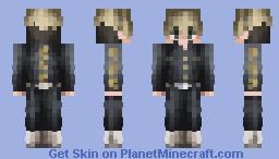 Chifuyu Matsuno | Tokyo Revengers Minecraft Skin