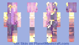 given anything Minecraft Skin