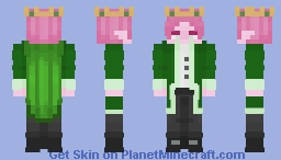 dreamnoblade Minecraft Skin