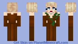 Ra'Jah O'Hara Ru-demption runway   RuPaul's Drag Race Minecraft Skin