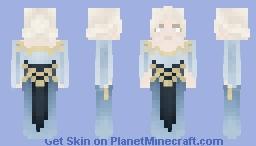 Castles in the Sky Minecraft Skin