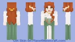 [X] {FRP} ~Giselle~ Minecraft Skin