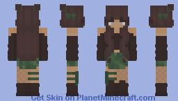 American Money Minecraft Skin