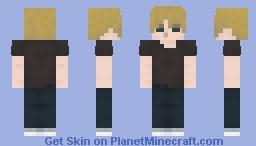 Withinder Reboot Minecraft Skin