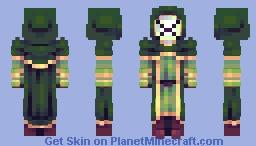 𝘿𝙧𝙚𝙖𝙢𝙓𝘿 Minecraft Skin
