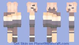 they // them // their ~~ International Non-Binary Awareness Week Minecraft Skin