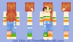 Random Reshade Contest Entry Minecraft Skin