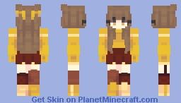 Second style Minecraft Skin