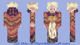 Grandma Elf pt 2 Minecraft Skin