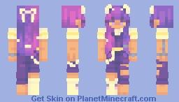 love me land Minecraft Skin