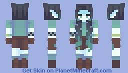 Wild- Minecraft Skin