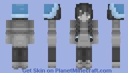 Her Favourite Hat   Contest Entry Minecraft Skin
