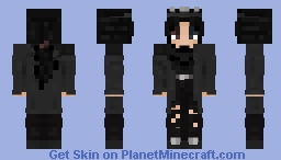 my immortal Minecraft Skin