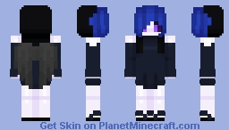 Raine Minecraft Skin