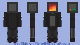 (untitled) Minecraft Skin