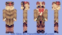 Classy Catgirl Minecraft Skin