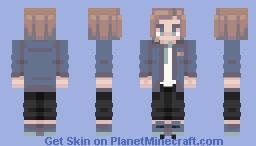 Hey, a skin of me! Minecraft Skin