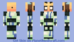 Beebot the Pollinator Minecraft Skin