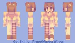 *. ˢᵐⁱˡᵉ ᶠᵃᶜᵉ .* Minecraft Skin