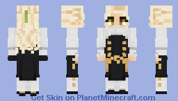 academy [no jacket] Minecraft Skin