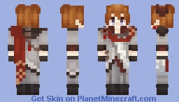childe - genshin impact Minecraft Skin