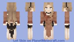 [LOTC] Strawberry Blonde Minecraft Skin