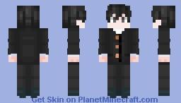 Taro Yamada - Senpai Minecraft Skin