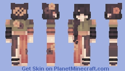 something just like this // reshade entry Minecraft Skin