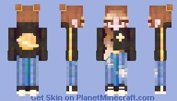 ever say no Minecraft Skin