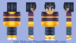 Posh Casual Minecraft Skin