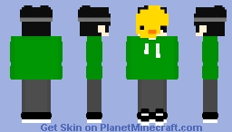 I'm duckcake. leader of the duck army. i shall not surrender! Minecraft Skin