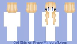 Blonde Minecraft Skin