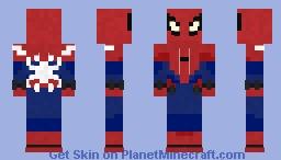 Arachnid (The Final Year Suit) Minecraft Skin