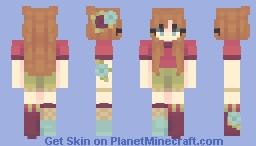 Alecia Minecraft Skin