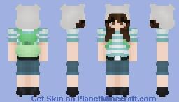 aimsey skin remake ! Minecraft Skin