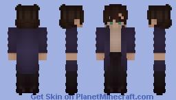 orilovestea skin remake Minecraft Skin