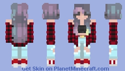~=Don't have a Name=~ Minecraft Skin