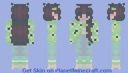 hypnotized Minecraft Skin