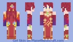 Nan Que Minecraft Skin