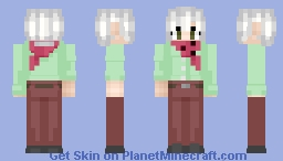 Damian [Pokémon Insurgence] Minecraft Skin