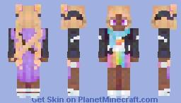 Community Designed Skin Minecraft Skin