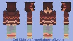 november Minecraft Skin