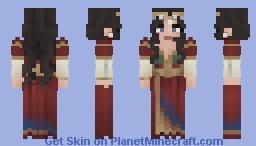𝐕𝐚𝐬𝐨𝐲𝐞𝐯𝐢 𝐁𝐞𝐚𝐮𝐭𝐲 Minecraft Skin