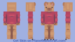 //Sweater Dog// Minecraft Skin