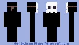Skull Mask thing Minecraft Skin