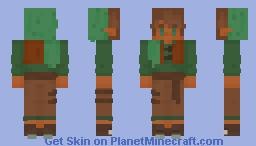 .♠. 𝔽𝕠𝕣𝕖𝕤𝕥 𝔾𝕠𝕕 .♠. {ℂ𝔼} Minecraft Skin